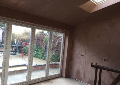 Plastering in Nottinghamshire