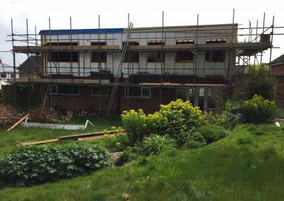 building renovations Nottinghamshire