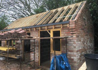 Renovations in Nottinghamshire